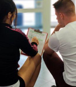 Trener Personalny Dorota Dragan - Plan treningowy